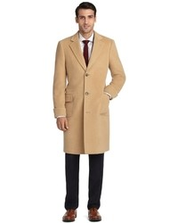 Brooks Brothers Golden Fleece Single Breasted Polo Coat