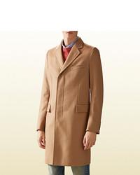 Gucci Classic Beaver Overcoat