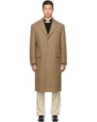 Recto Heavy Wool Coat