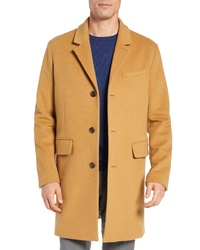 Cole Haan Lambswool Topcoat