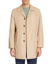 Canali Lightweight Overcoat