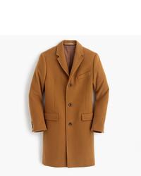 J.Crew Ludlow Topcoat In Italian Wool Cashmere