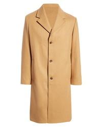A.P.C. Manteua Sacha Wool Blend Overcoat