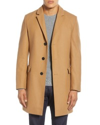 Hugo Migor Wool Blend Coat
