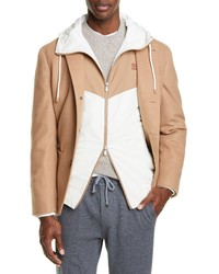 Brunello Cucinelli Plush Cashmere Overcoat