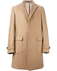 Salvatore Ferragamo Single Breasted Coat