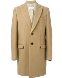 Maison Margiela Single Breasted Overcoat