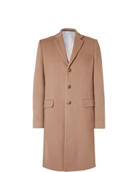 Givenchy Slim Fit Wool And Cashmere Blend Coat