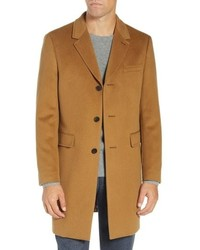 Ted Baker London Swish Wool Cashmere Overcoat
