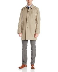 Tommy Hilfiger Finn Button Through Overcoat