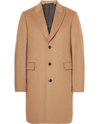 Paul Smith Wool And Cashmere Blend Overcoat