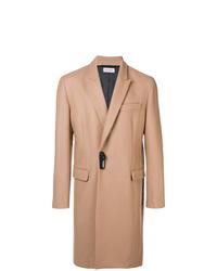 Palm Angels Woven Smart Coat