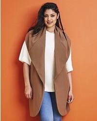 Sleeveless coat medium 5409767