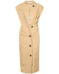 Tencho gaberdine gilet trench medium 5409773