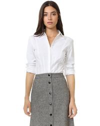 Camisa blanca de DKNY