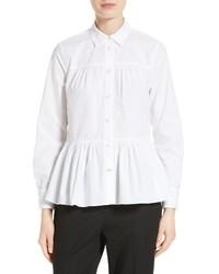 Camisa blanca de Kate Spade