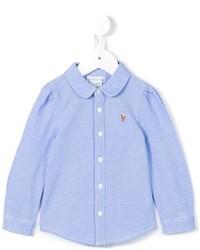 Camisa celeste de Ralph Lauren