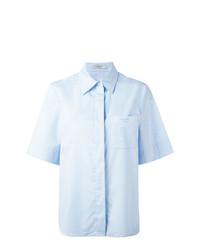 Camisa de Manga Corta Celeste de Lanvin