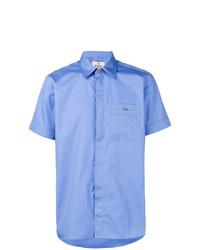 Camisa de manga corta celeste de Vivienne Westwood