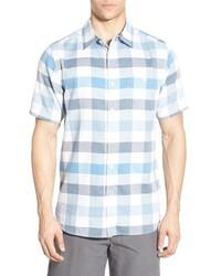camisa manga corta north face