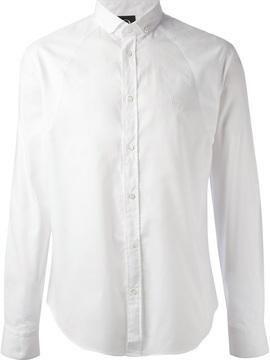 Camisa de manga larga blanca de McQ by Alexander McQueen