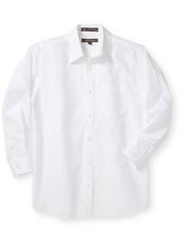 Camisa de manga larga blanca de Nordstrom