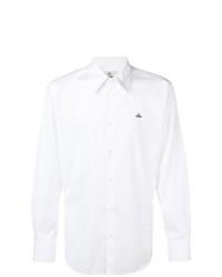 Camisa de manga larga blanca de Vivienne Westwood
