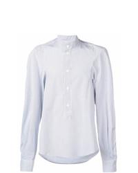Camisa de manga larga celeste de Hed Mayner