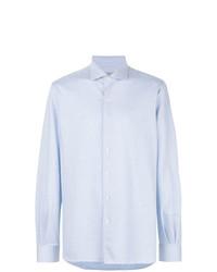 Camisa de manga larga celeste de Orian