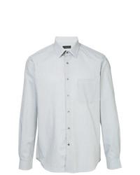 Camisa de manga larga gris de D'urban