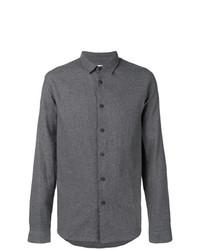 Camisa de manga larga gris de Folk