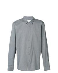 Camisa de manga larga gris de Stephan Schneider