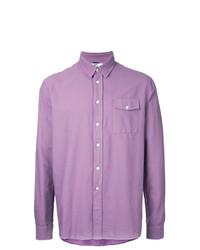 Camisa de manga larga violeta claro de Hope