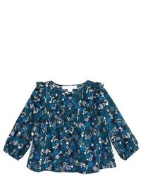 Camisa de vestir azul marino de Burberry