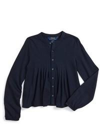 Camisa de vestir azul marino de Ralph Lauren