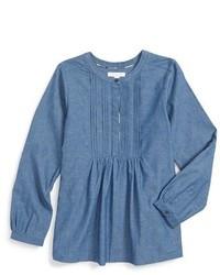 Camisa de vestir azul de Burberry