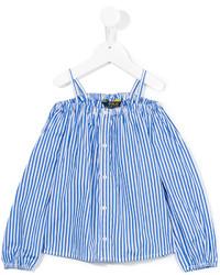 Camisa de vestir azul de Ralph Lauren
