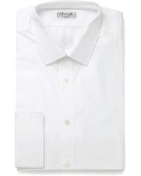 Camisa de vestir blanca de Charvet