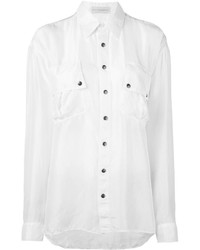 Camisa de vestir blanca de Faith Connexion