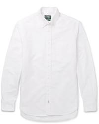 Camisa de vestir blanca de Gitman Brothers