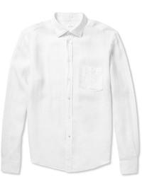 Camisa de vestir blanca de Hartford