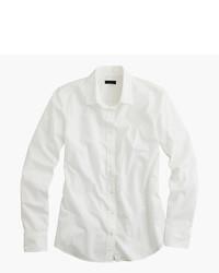 Camisa de vestir blanca de J.Crew