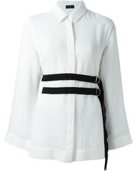 Camisa de Vestir Blanca de Joseph