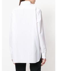 Camisa de vestir blanca de Maison Margiela