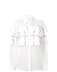 Camisa de vestir blanca de Ports 1961