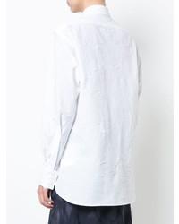Camisa de vestir blanca de Sies Marjan