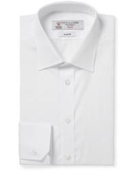 Camisa de vestir blanca de Turnbull & Asser