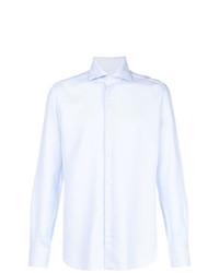 Camisa de vestir celeste de Barba