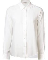 Camisa de vestir de seda blanca de Marc Jacobs