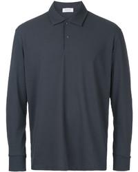 Camisa de vestir en gris oscuro de EN ROUTE